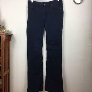 GAP dark blue wash jeans